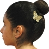 """""""BUTTERFLY"""" hair clips"""