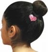 """""""STAR HEART"""" hair clips"""