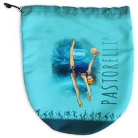 Чехол для мяча Pastorelli FREEDOM. Цвет: Голубой, Art. 03723