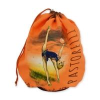 Чехол для мяча Pastorelli FREEDOM. Цвет: Оранжевый, Art. 03724