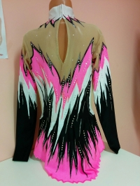 Leotard for competitions. For height: 148-158 cm