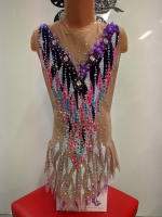 Leotard for competitions. For height: 152-162 cm