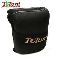 Protection RG Cushion Tuloni size 24 x 13 cm col. Black