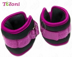 Wrist weights Tuloni pair 2 x 250 = 500 gr