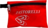 Half shoes holders Pastorelli. Color: Red, Art. 01444