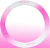 PASTORELLI White-Pink hoop holder, Art. 02189