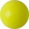 PASTORELLI Gym Ball for practice, diameter 16. Colour: Yellow, art. 02197