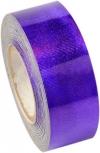 Pastorelli GALAXY Metallic Violet adhesive tape, Art. 02227