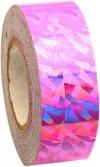 PASTORELLI CRACKLE Metallic adhesive tape. Colour: Pink, Art. 02293