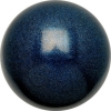 "PASTORELLI GLITTER Gym Ball HV (High Vision). Color: ""Blue Navy"", Art. 02203"