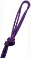 Rope PASTORELLI Patrasso. Colour: Violet, art. 02418