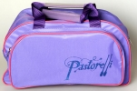 Sport bag Alina Junior, Lilac-Pink, Art. 02430