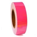 Metallic adhesive tape LASER. Colour: Fluo Pink, Art. 02710