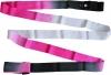 Shaded ribbon PASTORELLI, 5 m. Colour: Black-Fuchsia-White, Art. 03227