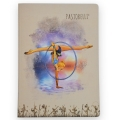 PASTORELLI Hoop exercise book А4 - FREEDOM Line, Art. 03684