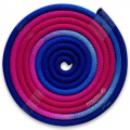 Rope PASTORELLI New Orleans MULTICOLOR. Colour: Blue-Fuchsia-Pink, Art. 04258