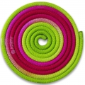 Rope PASTORELLI New Orleans MULTICOLOR. Colour: Fuchsia-Pink-Green , Art. 04262