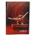 PASTORELLI POMMEL HORSE A5 squared exercise book - FREEDOM Line, Art. 20456