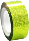 DIAMOND Metallic adhesive tape. Colour: Fluo Yellow
