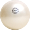 Practice Gym Ball, made in Italia. Colour: White