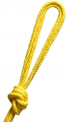 Gym Rope for practice. 3 m. Color: Yellow, At. 10014