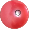 Practice Gym Ball, made in Italia. Colour: Metal Pink, art. 10006