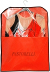 Leotard holder Pastorelli Flower. Color: Red, Art. 00339