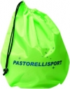 PASTORELLI ball holder. Color: Green. Art. 00327