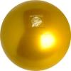 PASTORELLI New Generation Gym Ball, Colour: Gold, Art. 00041