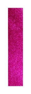 Pastorelli Glitter adhesive stripe. Colour: Fuchsia, Art. 00273