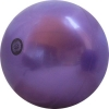 Practice Gym Ball, made in Italia. Colour: Metal Violet, art. 10003