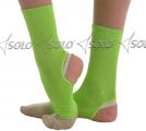 Голеностопы SOLO GL10-63, цвет Салатовый