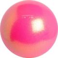 PASTORELLI Glitter Gym Ball, diameter 16. Colour: Fluo Pink