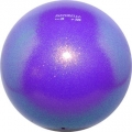 PASTORELLI Glitter Gym Ball, diameter 16. Colour: Lilac