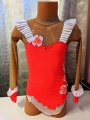 Leotard for competitions. For height: 112-122 cm