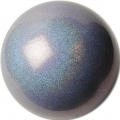 "PASTORELLI GLITTER Gym Ball HV (High Vision). Color: ""Wisteria"", Art. 02923"