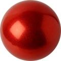 PASTORELLI Glitter Gym Ball, diameter 16. Colour: Red