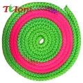 Rope Tuloni Bi-col. Green-Pink-Green Art. T0966