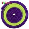 Rope Tuloni Bi-col. Viola-Yellow-Viola Art. T0972