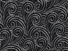 SWIRL STRETCH LACE BLACK, Art. SLF3003/BLK