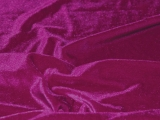 SMOOTH VELVET FUCHSIA PINK, Art. VEL01042/F.PINK