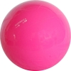 PASTORELLI Gym Ball for practice, diameter 16. Colour: Rose Fluo