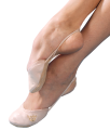 Grishko Alina 05052L leather beige half shoes; size XXS (23-25)