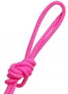 Rope PASTORELLI Patrasso. Colour: Rose Fluo, art. 00141