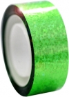 DIAMOND Metallic adhesive tape. Colour: Fluo Green