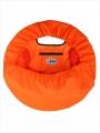 Holder for rhythmic gymnastics apparatus SOLO CH350-255S, size S (60-75 cm), orange
