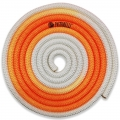 Rope PASTORELLI New Orleans MULTICOLOR. Colour: orange-white, Art. 04268