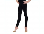 LONG LEGGINGS SOLO FD700, Color: Black