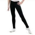 Leggings, cotton. Color: Black