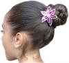"""""""FLOWER"""" hair clips"""